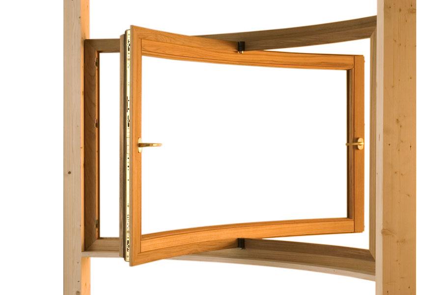 Leonardo snc prodotti di finitura finestre e porte in legno for Finestre a bilico verticale